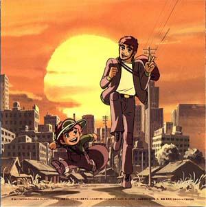 「がんばれ元気」は1980年にフジテレビ系列で放映されたボクシングを題... アニメの森