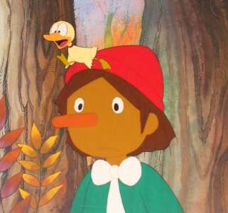 ピコリーノの冒険」: アニメの森